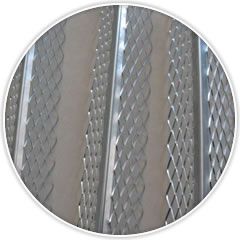 Corner Bead for Drywall Protection and Embellishment